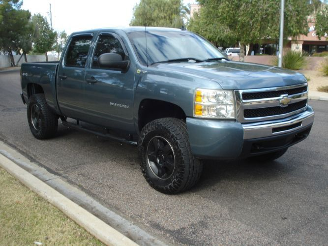 loaded 2011 Chevrolet Silverado 1500 lifted for sale