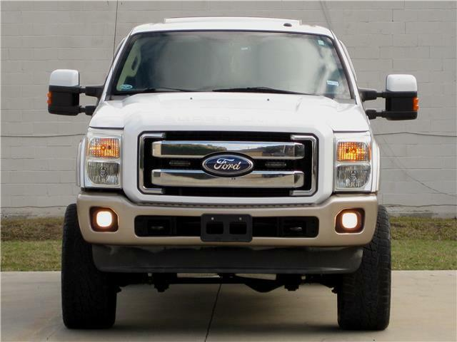 recently serviced 2011 Ford F 250 King Ranch Lifted