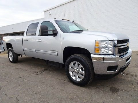 clean 2012 Chevrolet Silverado 3500 LTZ pickup lifted for sale