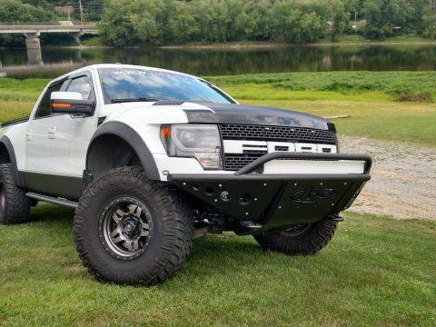 custom built 2013 Ford F 150 SVT Raptor lifted for sale