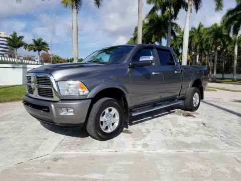 excellent shape 2012 Dodge Ram 3500 Limited Laramie LONGHORN lifted for sale