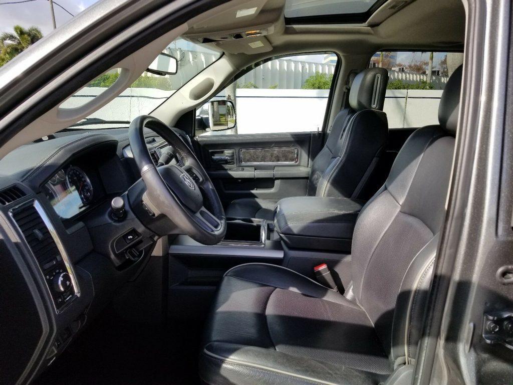 excellent shape 2012 Dodge Ram 3500 Limited Laramie LONGHORN lifted