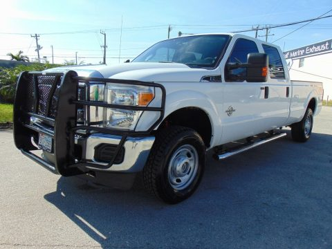 great shape 2012 Ford F 250 XLT LONGBED lifted for sale