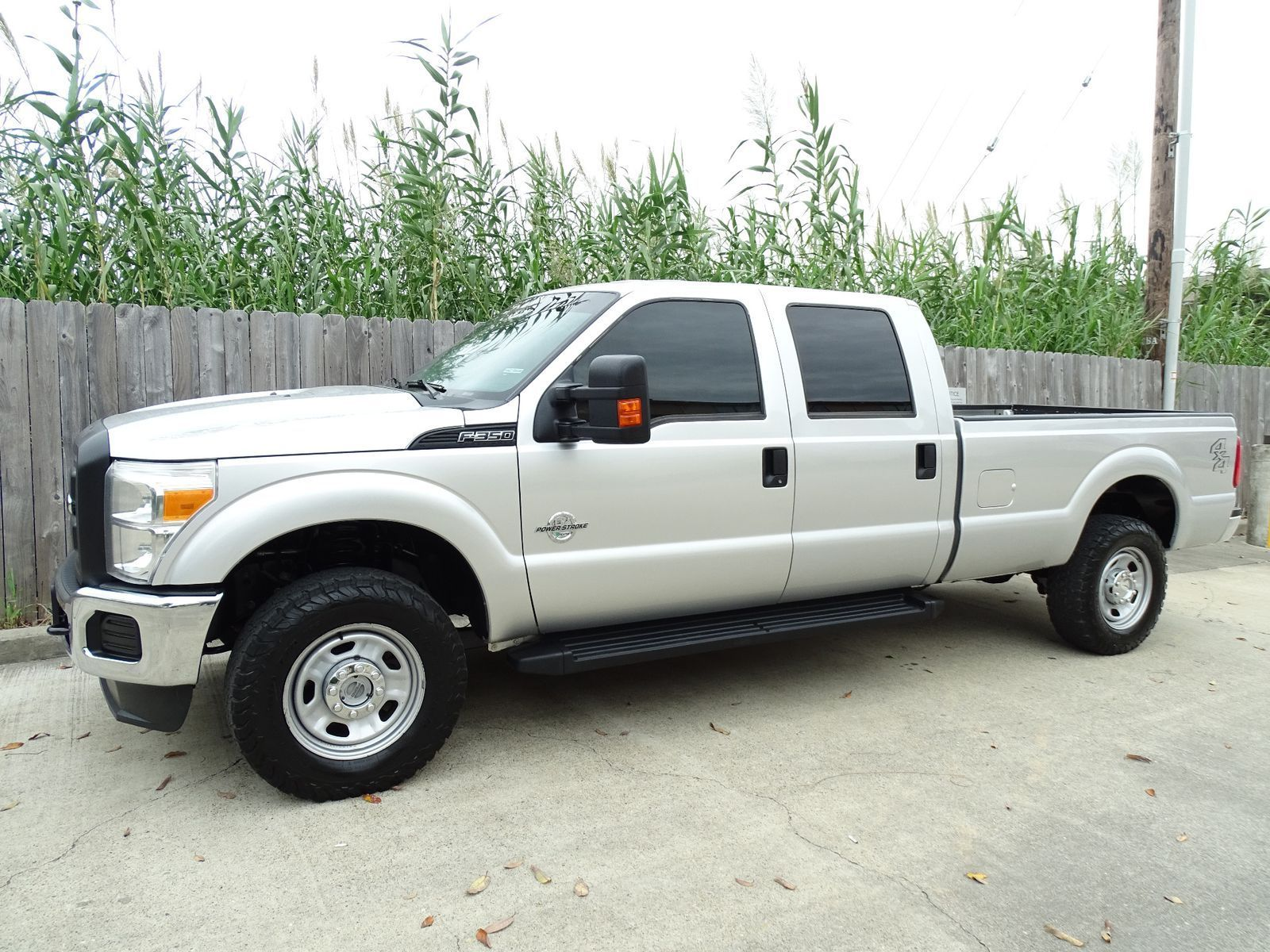 great shape 2012 Ford F 350 XL lifted for sale
