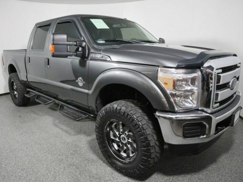 loaded 2016 Ford F 250 XLT pickup lifted for sale