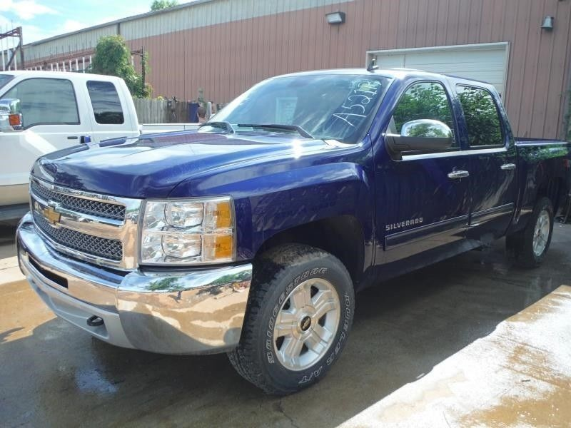 low miles 2012 Chevrolet Silverado 1500 LT lifted for sale