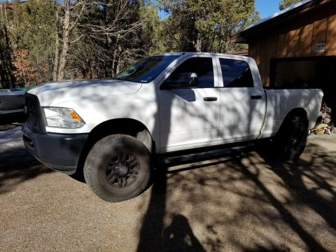 no issues 2012 Ram 2500 ST lifted for sale