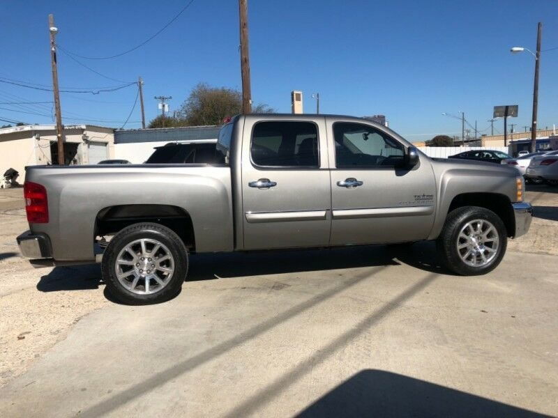 very clean 2012 Chevrolet Silverado 1500 pickup