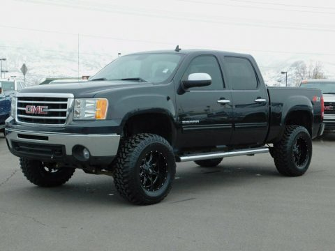 very clean 2012 GMC Sierra 1500 SLE Z71 lifted for sale