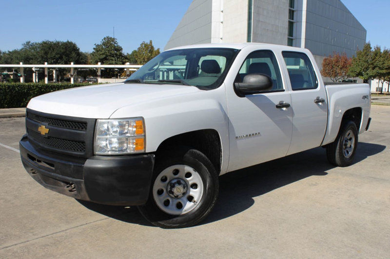 well equipped 2012 Chevrolet Silverado 1500 lifted for sale