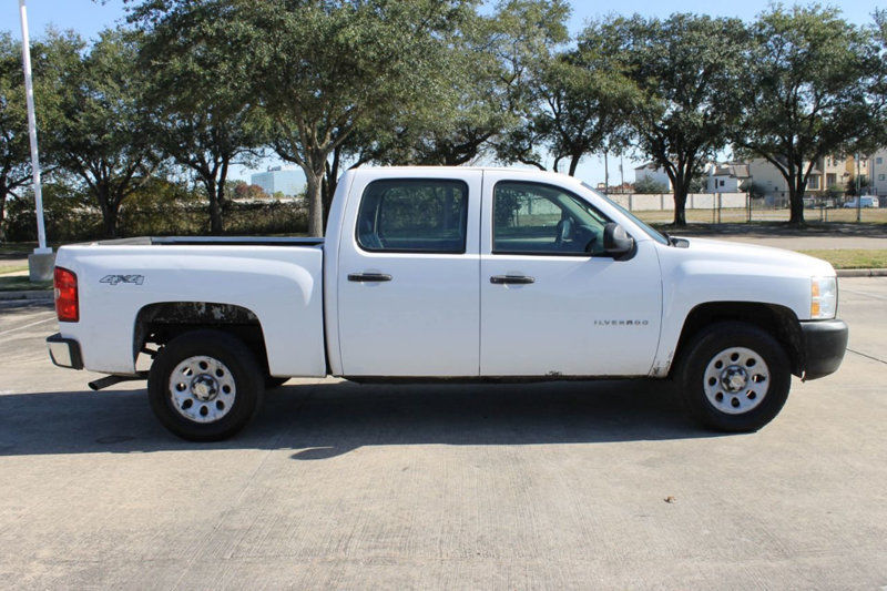 well equipped 2012 Chevrolet Silverado 1500 lifted