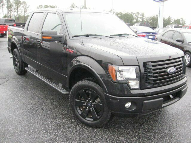 well equipped 2012 Ford F 150 FX2 lifted for sale