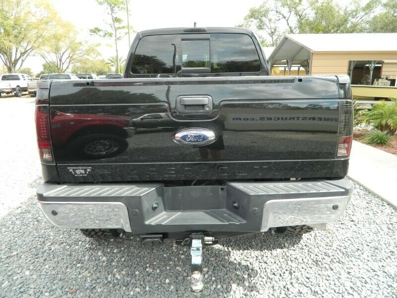 well equipped 2013 Ford F 250 Lariat lifted