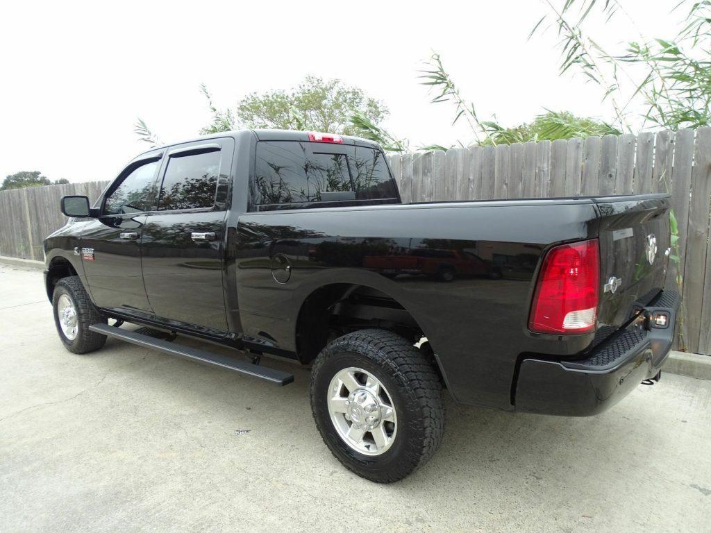 beautiful 2012 Dodge Ram 2500 Lone Star lifted