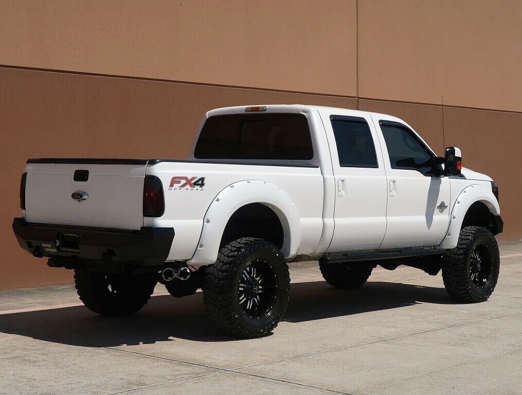 beautiful 2013 Ford F 250 Lariat lifted