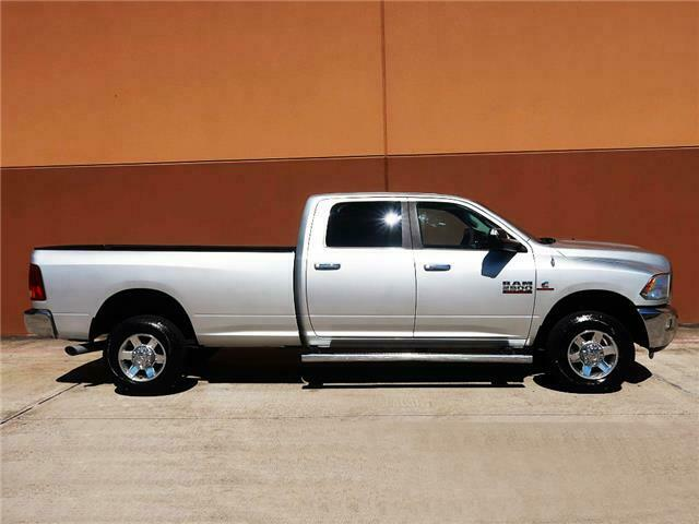 sharp and clean 2013 Dodge Ram 2500 SLT lifted