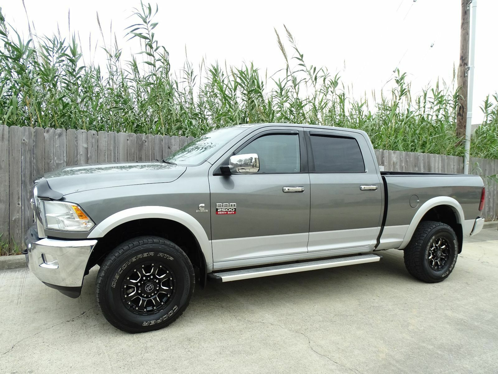 well equipped 2012 Dodge Ram 2500 Laramie lifted for sale