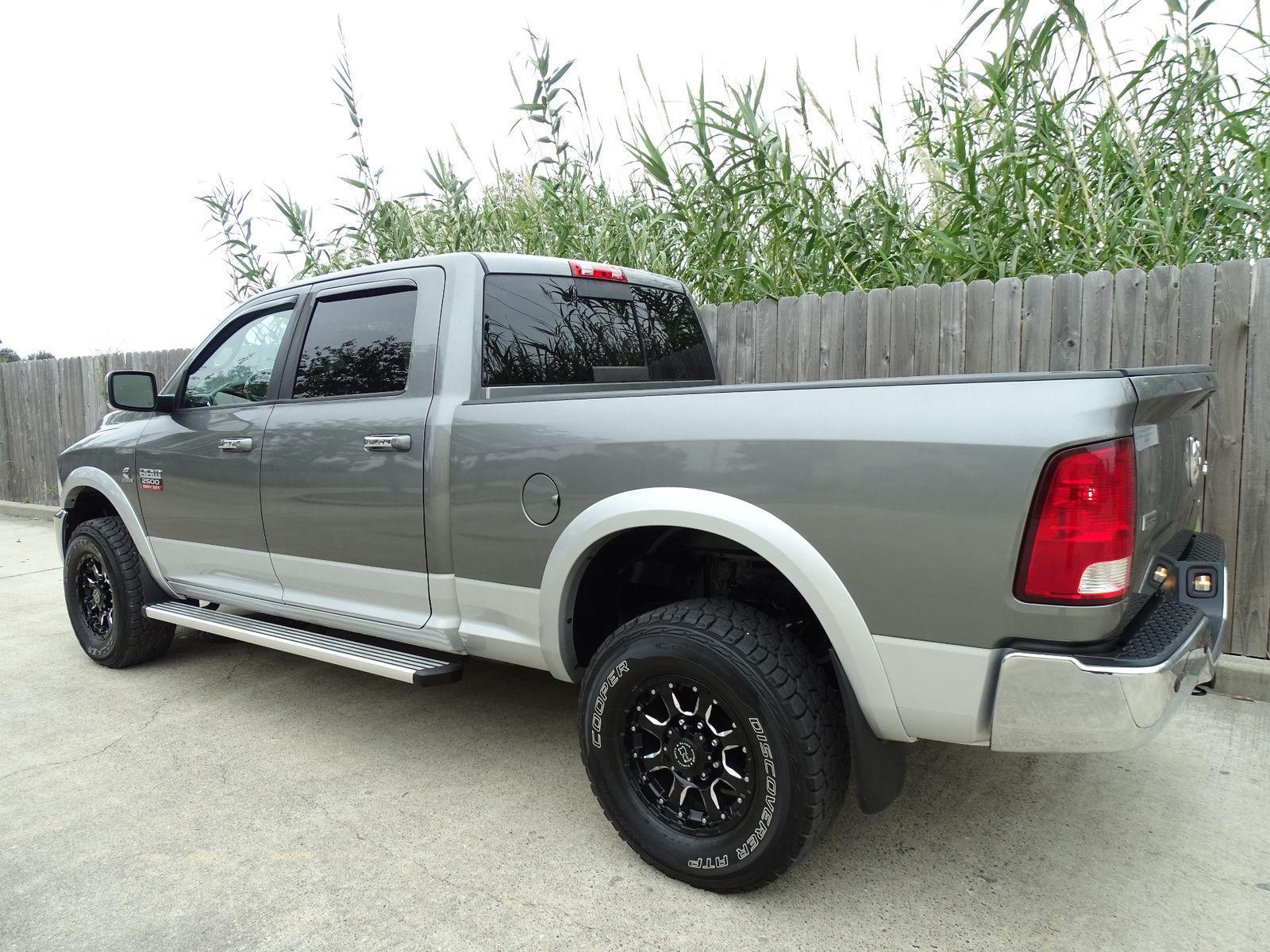 well equipped 2012 Dodge Ram 2500 Laramie lifted