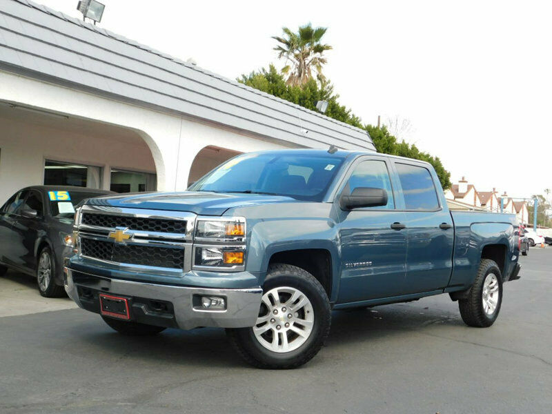 loaded 2014 Chevrolet Silverado 1500 lifted for sale