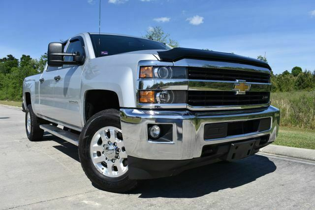 very nice 2015 Chevrolet Silverado 2500 LT lifted for sale