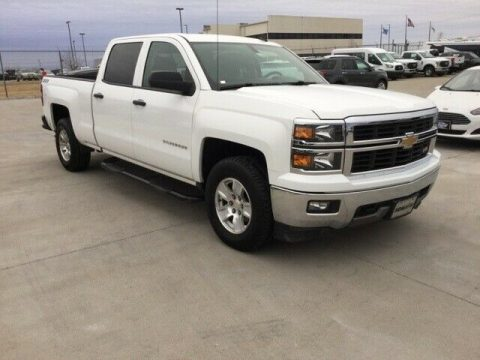 well equipped 2014 Chevrolet Silverado 1500 LT lifted for sale