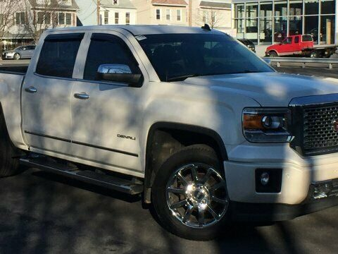 well equipped 2014 GMC Sierra 1500 Denali lifted for sale