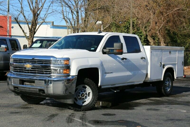 great worker 2015 Chevrolet Silverado 2500 lifted