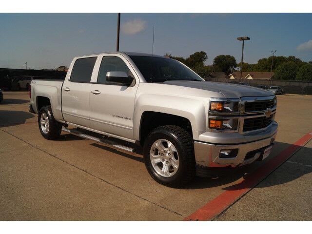 loaded 2015 Chevrolet Silverado 1500 LT lifted