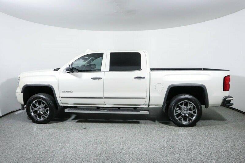 loaded 2015 GMC Sierra 1500 lifted