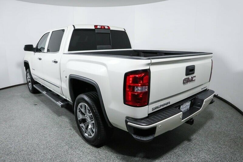loaded 2015 GMC Sierra 1500 lifted
