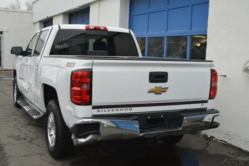 needs repair 2015 Chevrolet Silverado 1500 2LT lifted