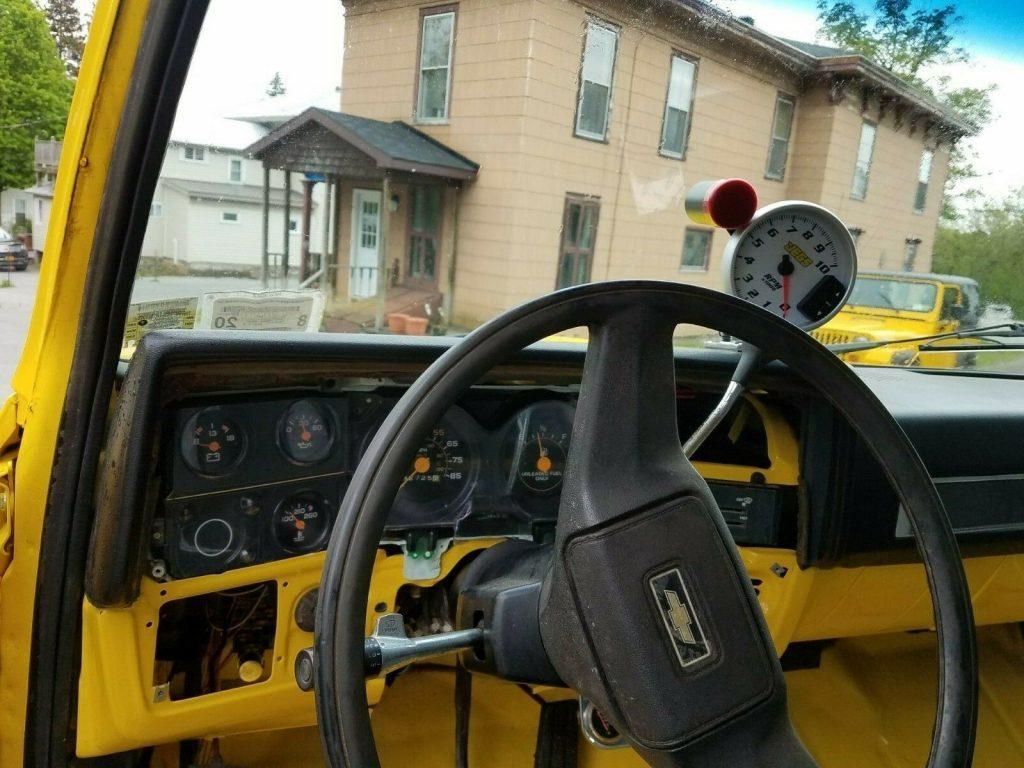 restored 1985 Chevrolet C/K Pickup 2500 K10 lifted for sale