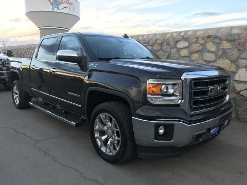 strong 2015 GMC Sierra 1500 lifted for sale