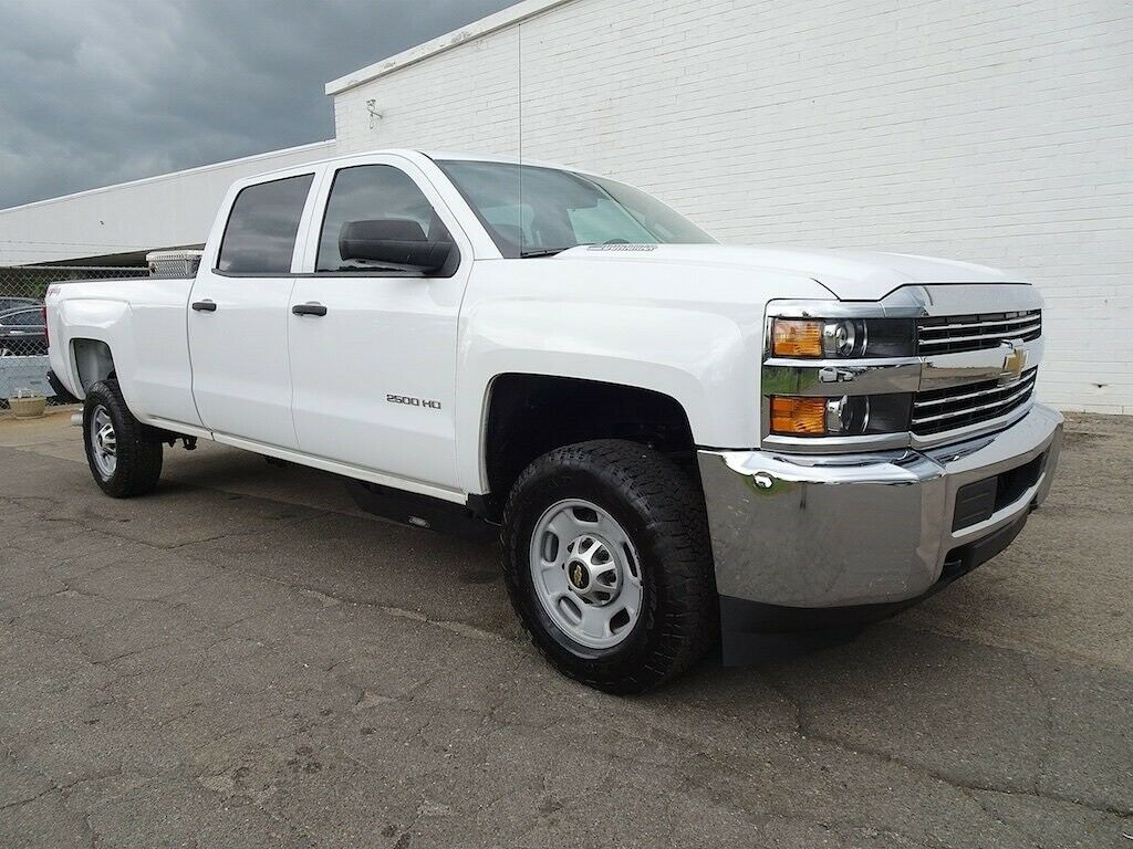 tough worker 2015 Chevrolet Silverado 2500 lifted for sale