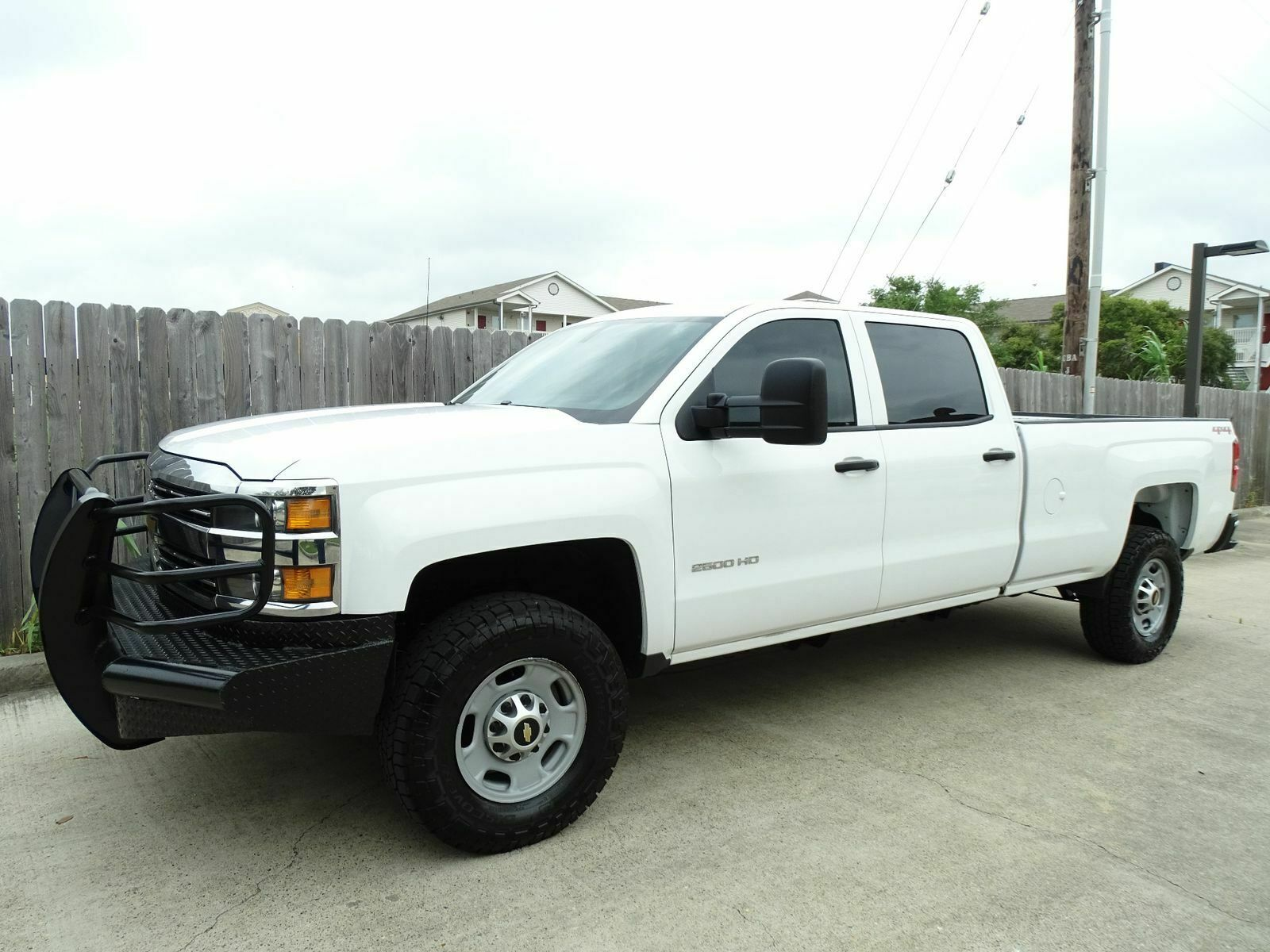 well equipped 2015 Chevrolet Silverado 2500 lifted for sale