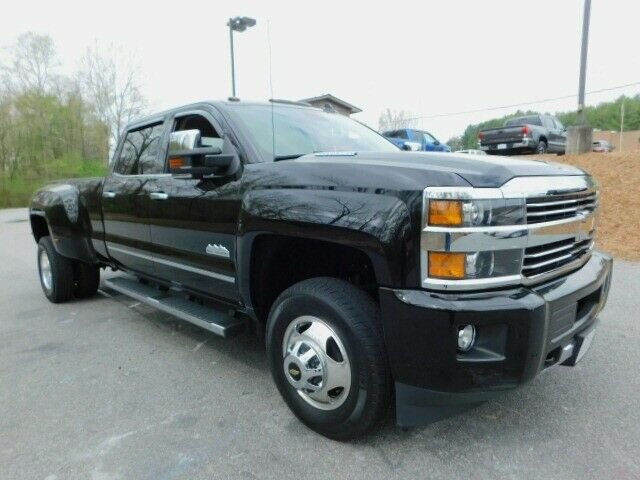 well equipped 2015 Chevrolet Silverado 3500 High Country lifted for sale