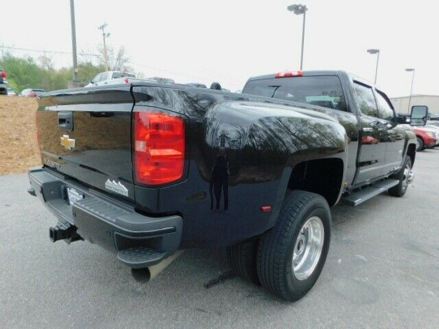 well equipped 2015 Chevrolet Silverado 3500 High Country lifted