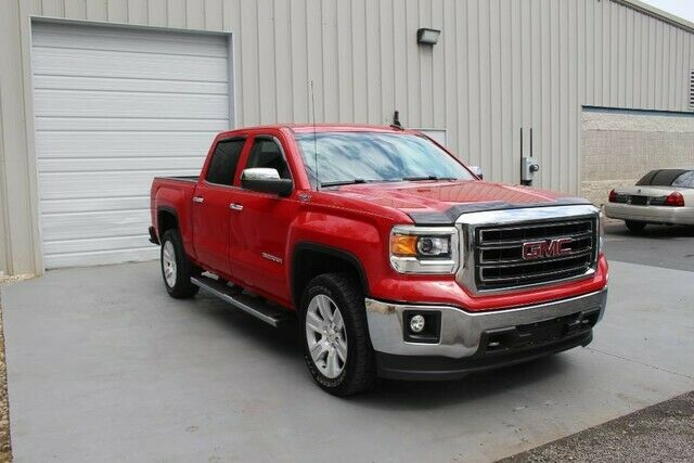 well equipped 2015 GMC Sierra 1500 lifted for sale