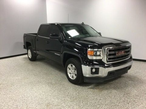 well equipped 2015 GMC Sierra 1500 SLE lifted for sale
