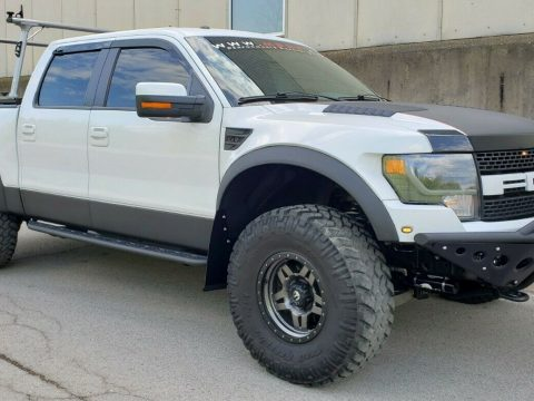highly built 2013 Ford F 150 SVT Raptor lifted for sale