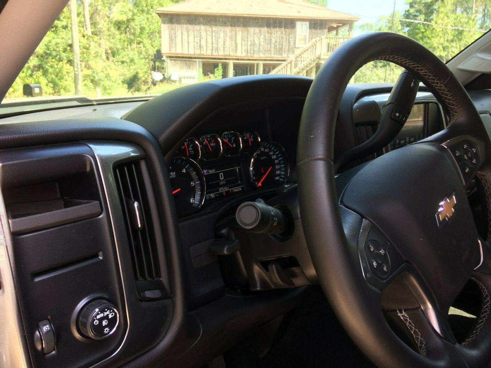 low mileage 2016 Chevrolet Silverado 1500 LT lifted