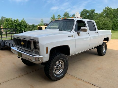 new parts 1976 Chevrolet 2500 Pickup lifted for sale