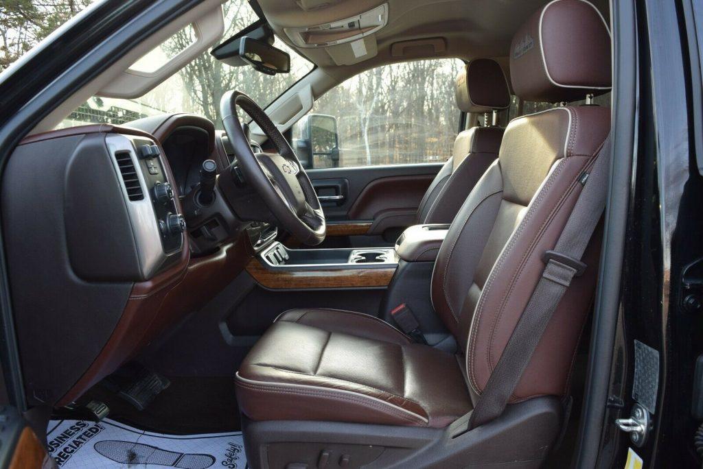 reliable 2016 Chevrolet Silverado 3500 lifted