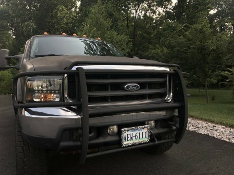 great running 2001 Ford F 250 lifted for sale