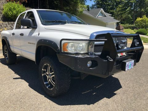 lots of add-ons 2003 Dodge Ram 1500 SLT lifted for sale