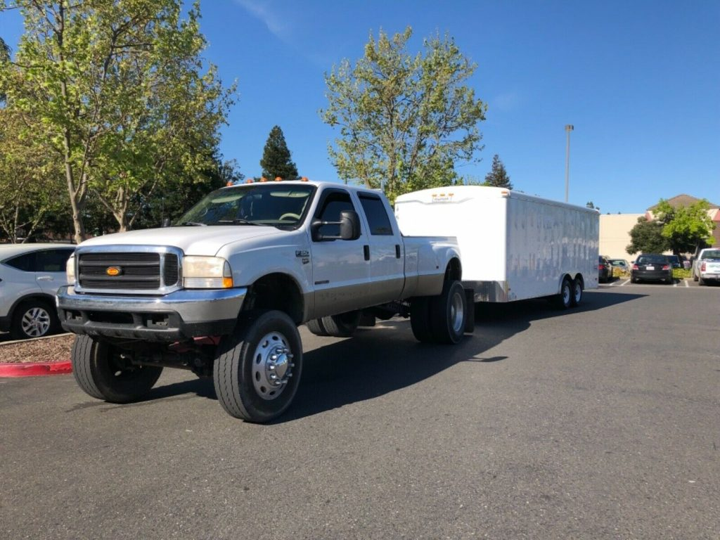 many upgrades 2000 Ford F 350 SuperDuty lifted