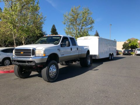 many upgrades 2000 Ford F 350 SuperDuty lifted for sale