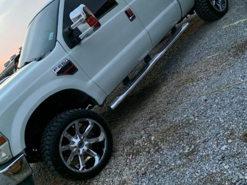 new parts 2002 Ford F 250 lifted for sale