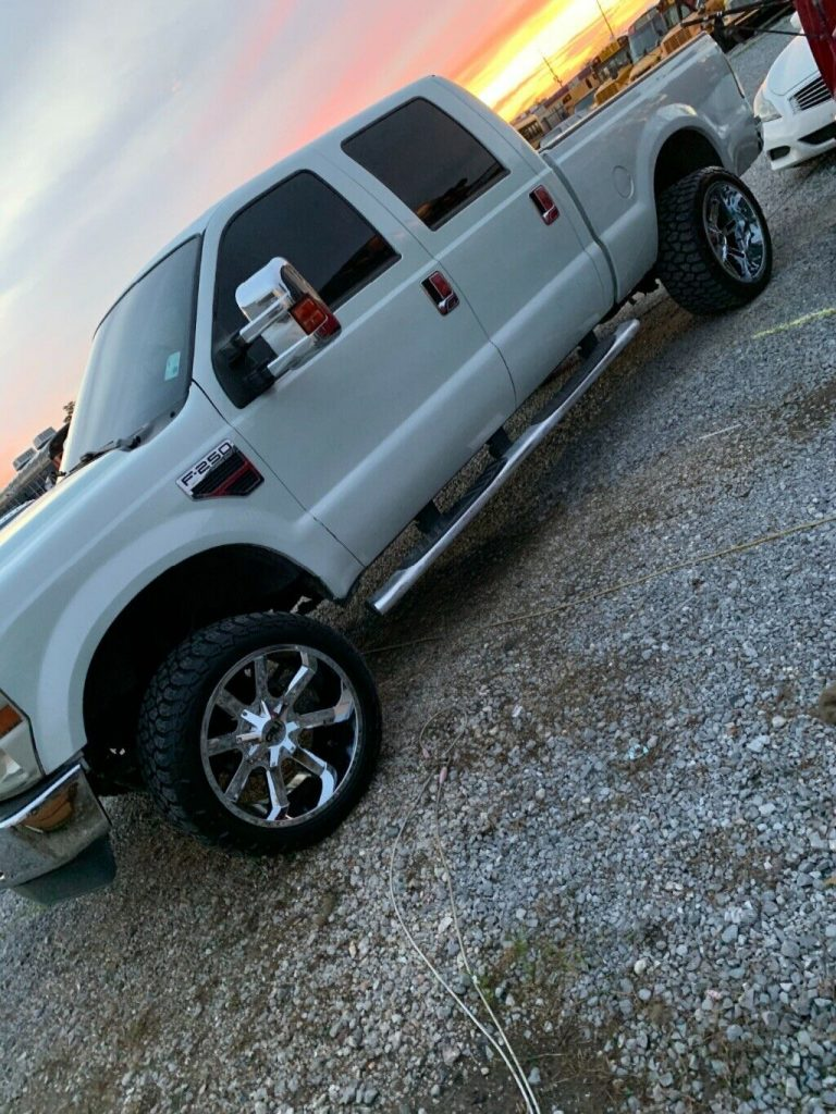 new parts 2002 Ford F 250 lifted