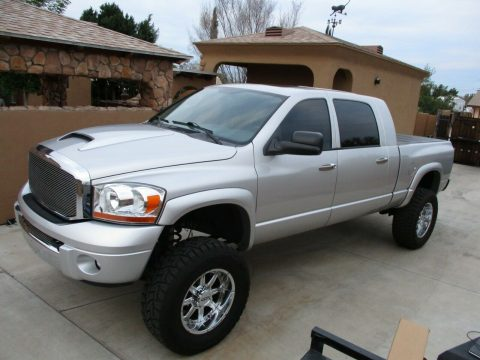 great working 2006 Dodge Ram 2500 Laramie lifted for sale